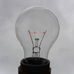 Click here to see information about incandescent filament lighting
